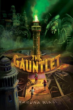 """Cover of """"The Gauntlet"""""""