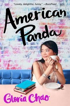 """American Panda"" by Gloria Chao book cover"