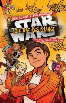 Join the resistance (Available on Hoopla)
