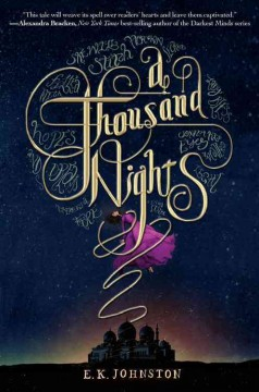 """Cover if """"A Thousand Nights"""""""