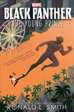 Black Panther: The Young Prince by Ronald L. Smith book cover