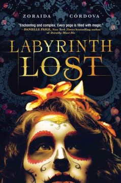 """Cover of """"Labyrinth Lost"""""""