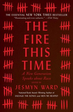 Book jacket of The Fire This Time