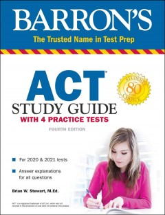 Barron's ACT : study guide