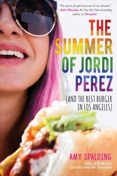 """Cover of """"The Summer of Jordi Perez"""""""