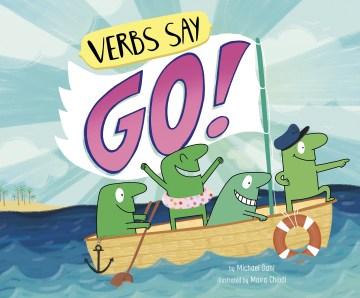 Verbs-say-