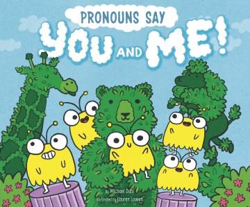 Pronouns-say-