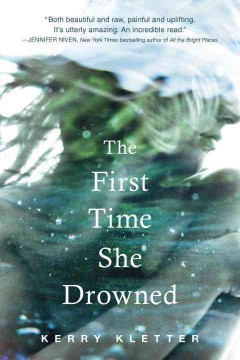 """Cover of """"The First Time She Drowned"""""""