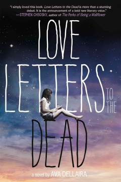 """Cover of """"Love Letters to the Dead"""""""
