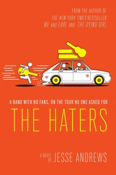 """Cover of """"The Haters"""""""