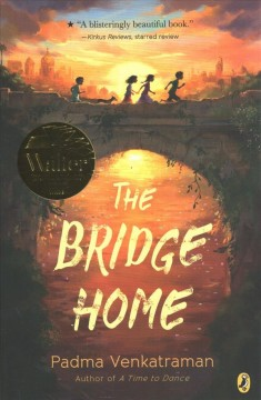 The-bridge-home-/-Padma-Venkatraman.
