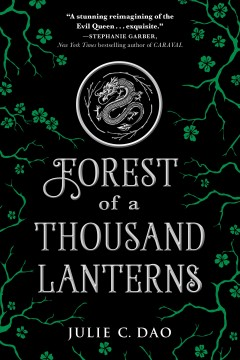 """Cover of the """"Forest of a Thousand Lanterns"""""""