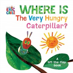 Where-Is-the-very-hungry-caterpillar?-/-Eric-Carle.