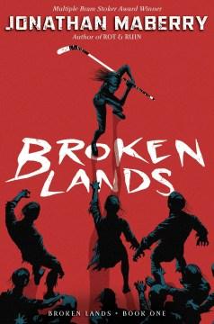 """Cover of """"Broken Lands"""""""