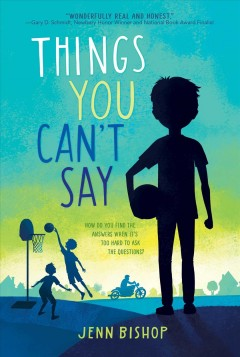 Things-you-can't-say-/-Jenn-Bishop.