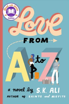 """Cover of """"Love from A to Z"""""""