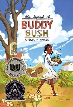 """Cover of """"The Legend of Buddy Bush"""""""