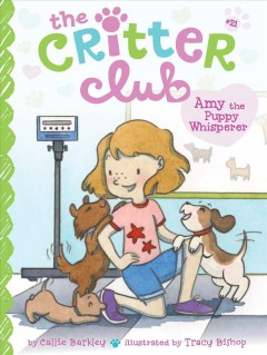 Amy-the-puppy-whisperer-/-by-Callie-Barkley-;-illustrated-by-Tracy-Bishop.