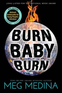 "Cover of ""Burn Baby Burn"""