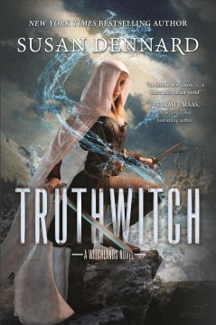 """Cover of """"Truthwitch"""""""
