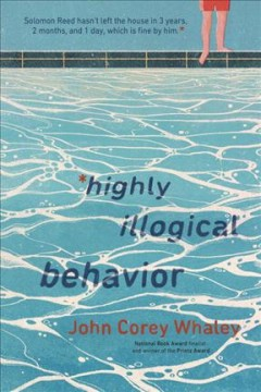 """Cover of """"Highly Illogical Behavior"""""""