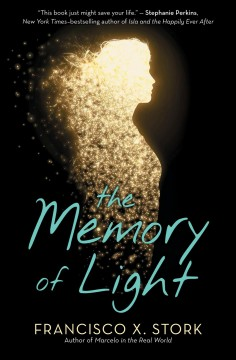 """Cover of """"The Memory of Light"""""""