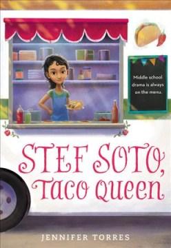 Stef Soto, taco queen book cover