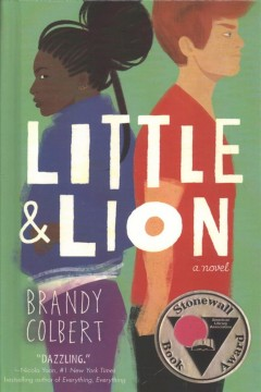 """Cover of """"Little and Lion"""""""