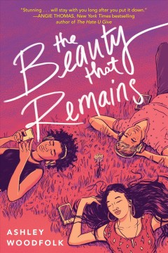 """Cover of """"The Beauty That Remains"""""""