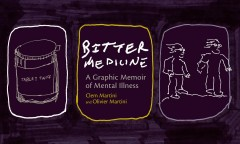 book cover image of Bitter Medicine : A Graphic Memoir of Mental Illness
