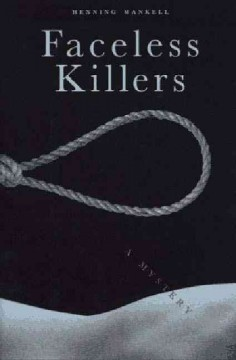 Faceless Killers A Mystery By Henning Mankell