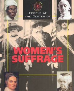 Women's suffrage by Deborah Kopps