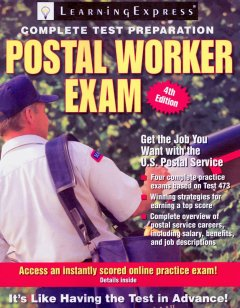 By LearningexpressA Revised Edition Prepares Candidates For The Postal Service Application Process And Test 473 In A Resource That Provides Four Complete