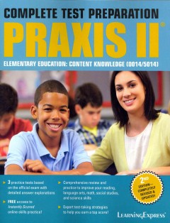 Praxis II Elementary Education Content Knowledge 0014 5014 By LearningexpressBook Annotation