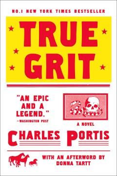 Book cover: True Grit