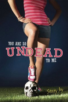 """Cover of """"You Are So Undead to Me"""""""