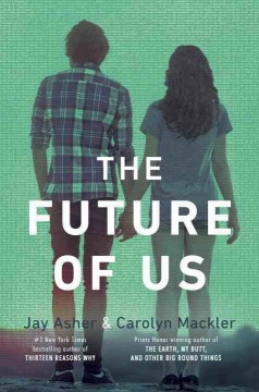 """Cover of """"The Future of Us"""""""