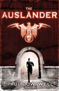 """Cover of """"The Auslander"""""""