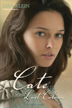 """Cover """"Cate of the Lost Colony"""""""