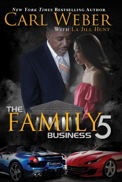 The-family-business.-5-/-Carl-Weber-with-La-Jill-Hunt.