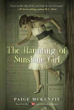"""Cover of """"The Haunting of Sunshine Girl"""""""