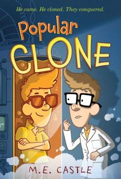 Popular Clone by M.E. Castle book cover.
