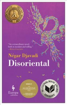 Disoriental-/-Négar-Djavadi-;-translated-from-the-French-by-Tina-Kover.