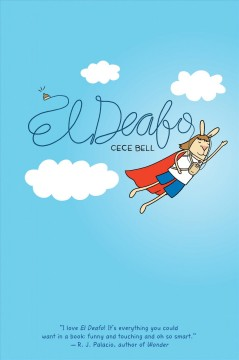 book cover image of El Deafo