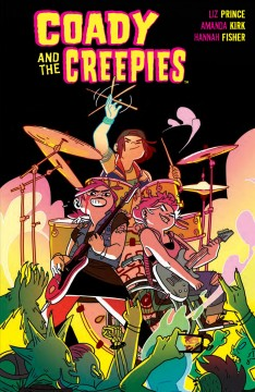 """Cover of """"Coady and the Creepies"""""""