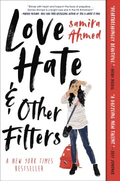 """Cover of """"Love. Hate, and other Filters"""""""