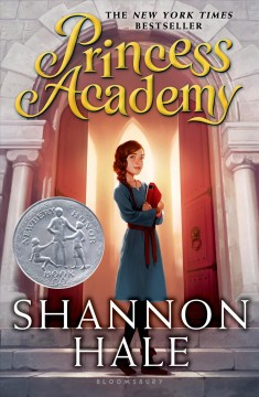 Princess Academy by Shannon Hale book cover