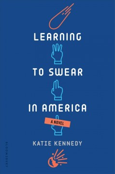 """Cover of """"Learning to Swear in America"""""""