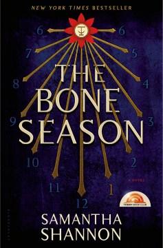 The-bone-season-/-Samantha-Shannon.