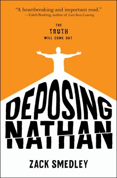 Deposing Nathan by Zack Smedley book cover